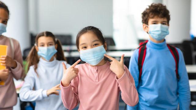 школа пандемия