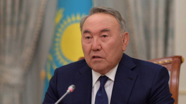Назарбаєв заразився коронавірусом