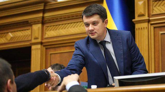 Разумков розповів про ситуацію з коронавірусом серед депутатів