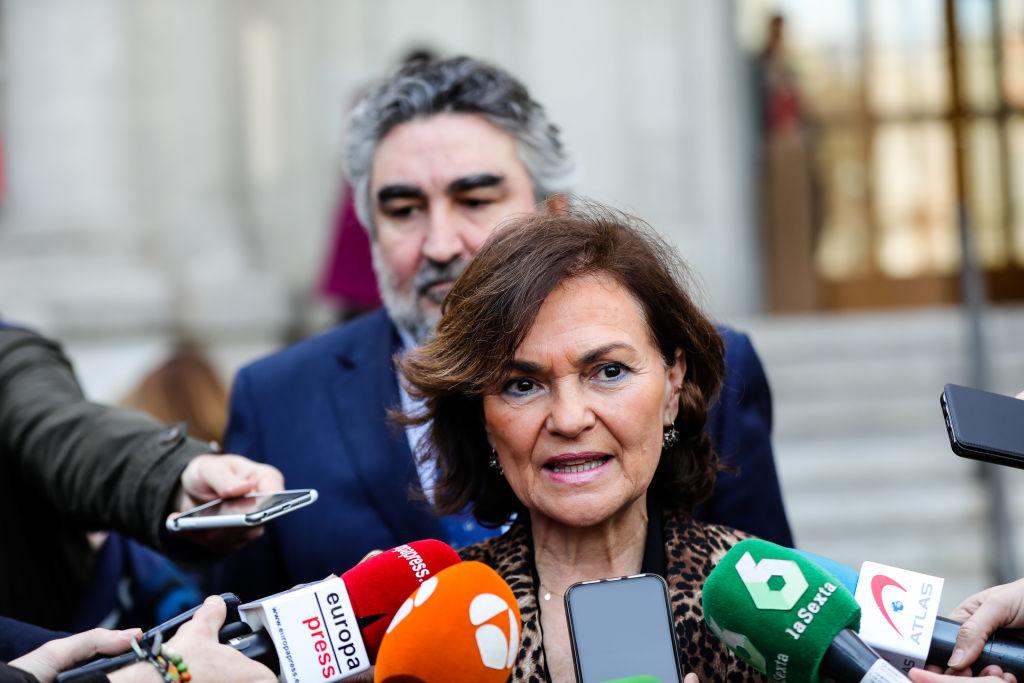Віце-прем'єр Іспанії Кальво захворіла на коронавірус