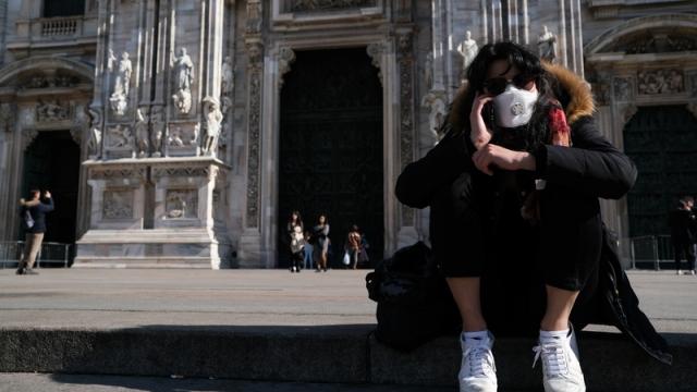 Італія обігнала Китай за кількістю хворих коронавірусом