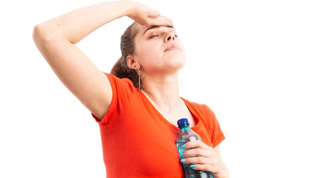 Тепловий удар – симптоми і перша допомога