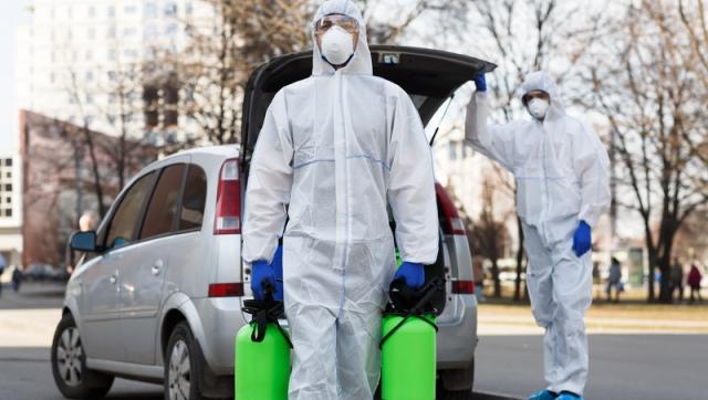 Дезинфекция улиц не спасет от Covid-19 и может навредить — ВОЗ