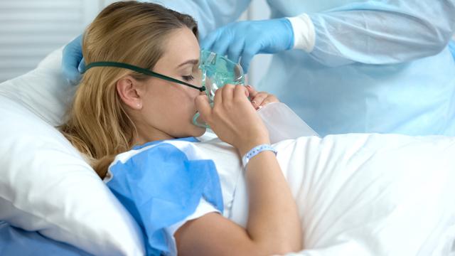 Рада схвалила закупівлю кисневих станцій для лікування хворих на Covid-19