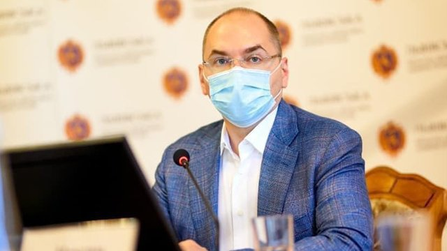 Україна має отримати ще 1,5 млн експрес-тестів на коронавірус