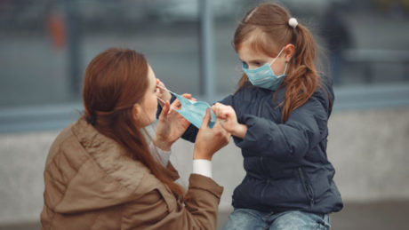 В Україні рівень Covid-захворюваності перевищений у 22 областях