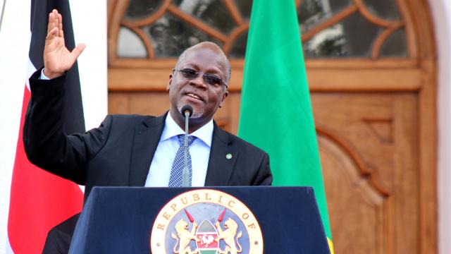 Помер президент Танзанії, який заперечував коронавірус