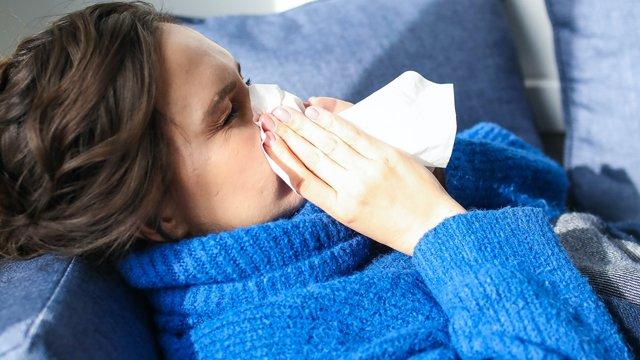 Ситуація продовжує погіршуватися: у Києві зросла кількість хворих на грип і ГРВІ