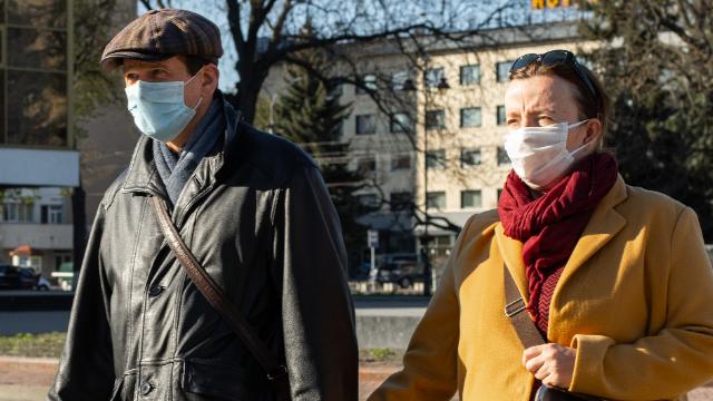 10 533 нові випадки та 286 смертей: коронавірус в Україні 30 березня