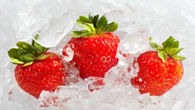 Як правильно заморозити полуницю на зиму