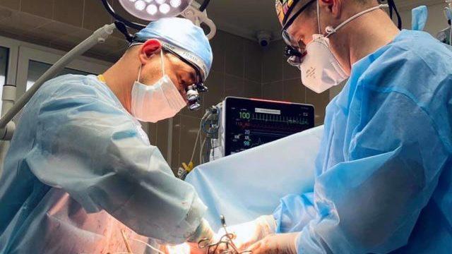 Рідкісна операція: на Черкащині лікарі врятували дівчинку з вродженою вадою