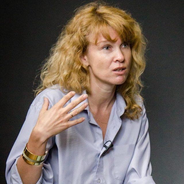 Світлана Чуніхіна- політичний психолог