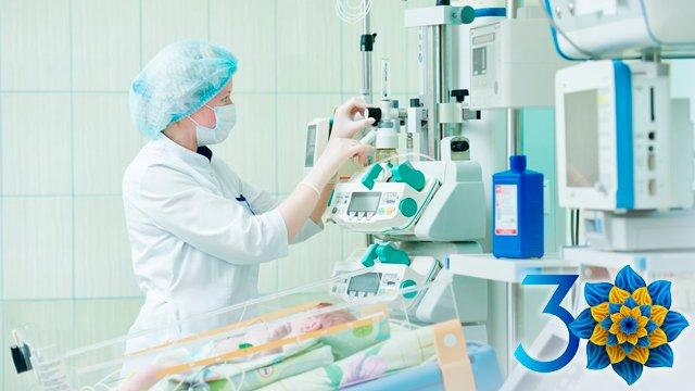 Хірургія перших хвилин життя: в Україні досягли нульової летальності