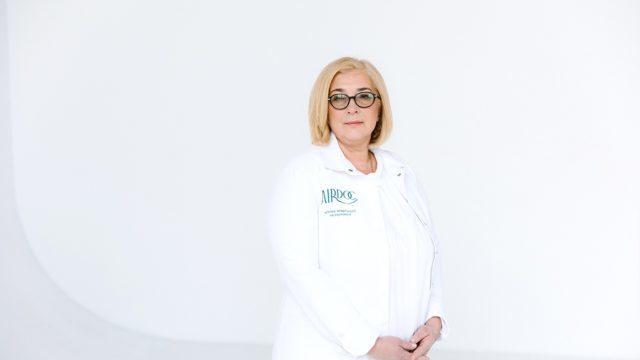 алерголог Лілія Романюк