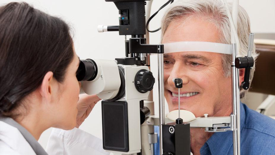 очі, глаукома