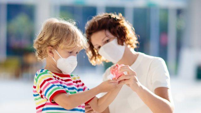 діти коронавірус