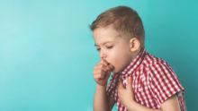 дитина кашляє