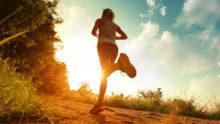 біг, тренування