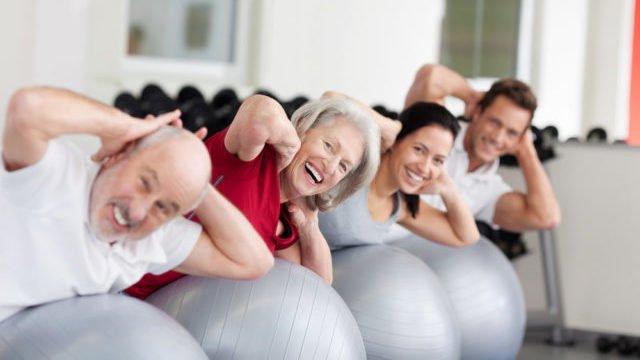 Фізичні вправи можуть запобігти хворобі Альцгеймера