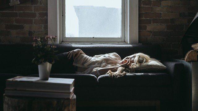 втома, сон