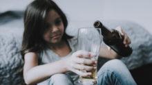 дети пиво