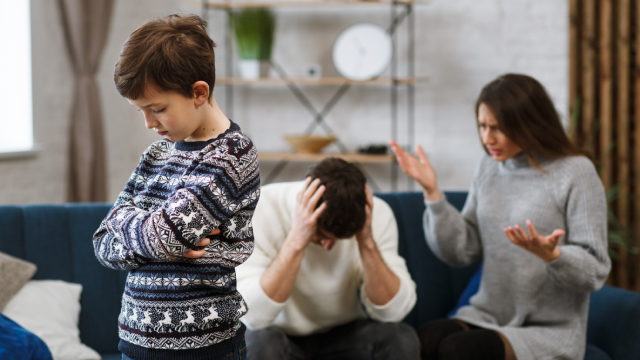 сімейні проблеми, насильство