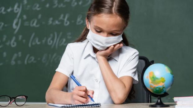 коронавирус и школа